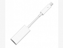 Адаптер Thunderbolt to Gigabit Ethernet